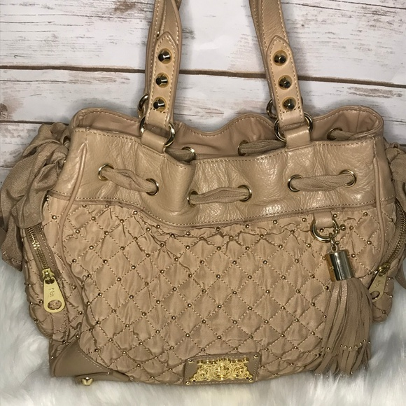 Juicy Couture Handbags - Juicy Couture Quilted Hobo